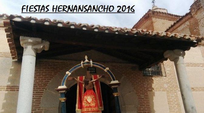 FIESTAS EN HONOR AL STMO. CRISTO DE SAN MARTIN 2016
