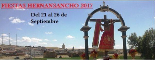 FIESTAS EN HONOR AL STMO. CRISTO DE SAN MARTIN 2017